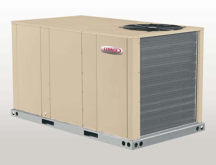 Commercial Lennox HVAC Unit